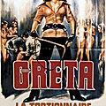 Greta - la tortionnaire de wrede (dyanne thorne, l'égérie de la