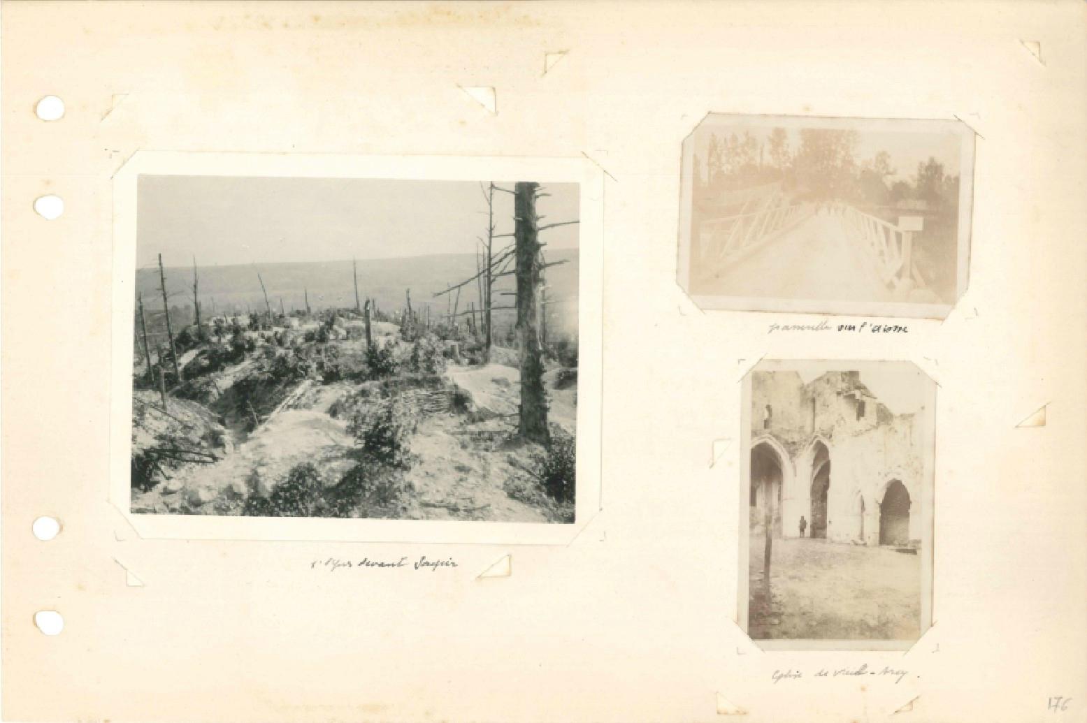 p.176 - Le Chemin des Dames (28 mars – 1er septembre 1917)
