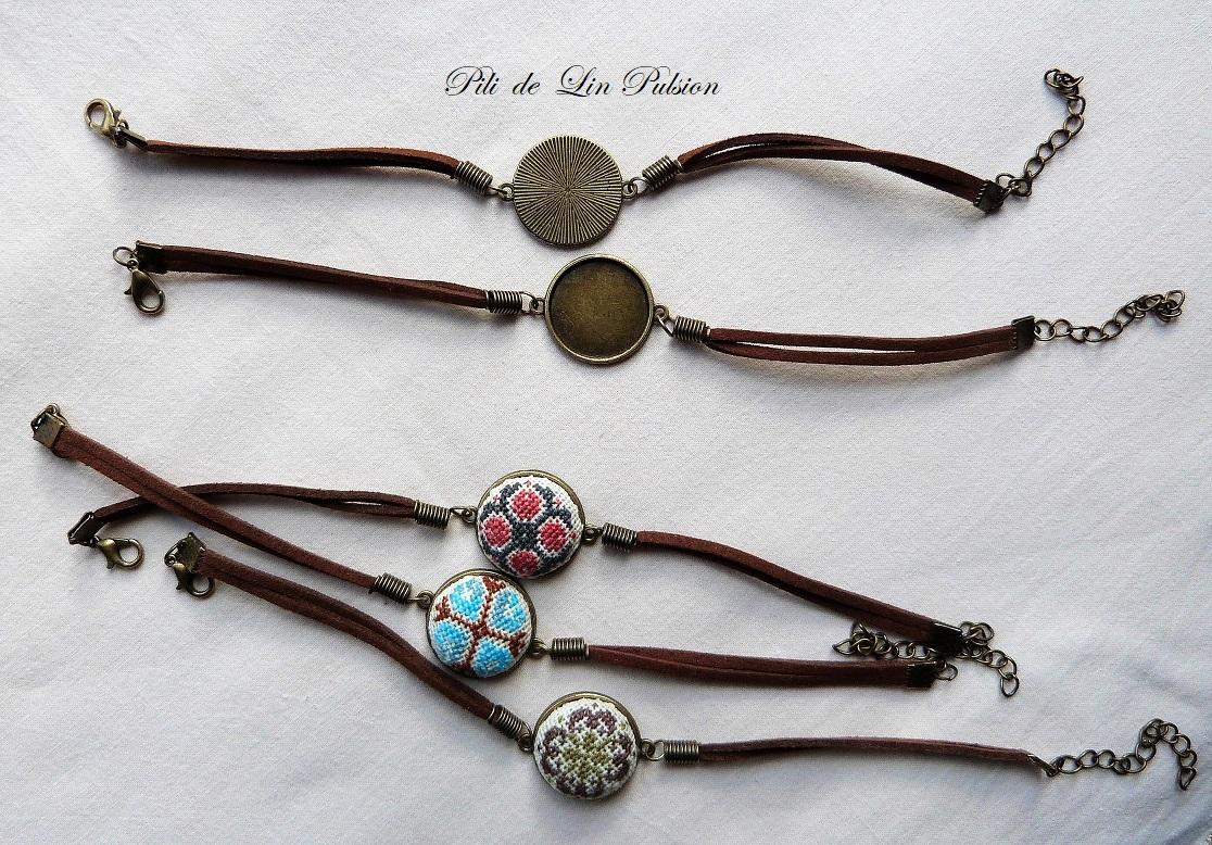 Un Nouveau Modele De Bracelet Lin Pulsion