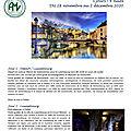 Voyage au luxembourg du 28 novembre au 2 décembre 2020 organisé par françoise alberge