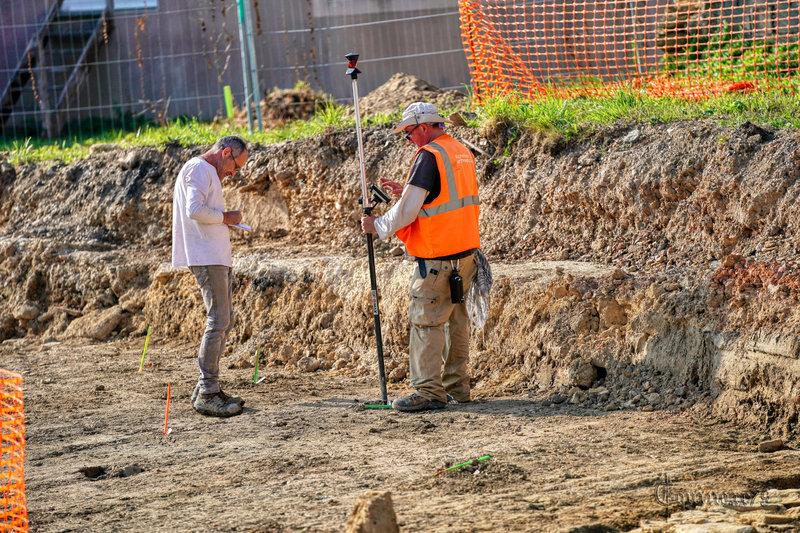 À Talmont-Saint-Hilaire, fouilles archéologiques sur l'ancien port médiéval (Portu castellanus Thalemundi) (4)