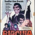 Blacula - le vampire noir (dracula version blaxploitation)