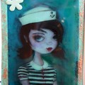 127 - Sailor girl September swap for Yvonne (GB)