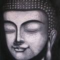 buddha blanc