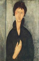 la femme aux yeux bleus_Modigliani-1918