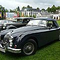 Jaguar xk 150 cabriolet 1958