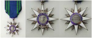 CH17 -6- Médaille Daniel THOMAS - Mérite maritime