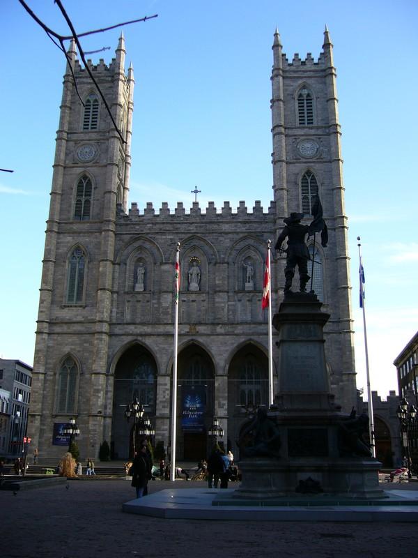 le vieux Montréal 001