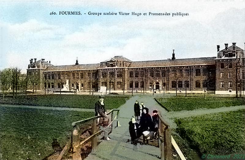 FOURMIES-Place verte