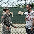 Camp x-ray: interview pour l.a times