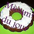 Gâteau bonjour-nutella