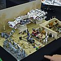 Lego SW - Tantive IV et Tatooine