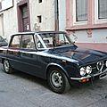 ALFA ROMEO Nuova Super 1300 Mulhouse (1)