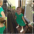 La voici ! la nouvelle robe de julie :)