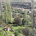 Jordanie - la réserve de biosphère de dana