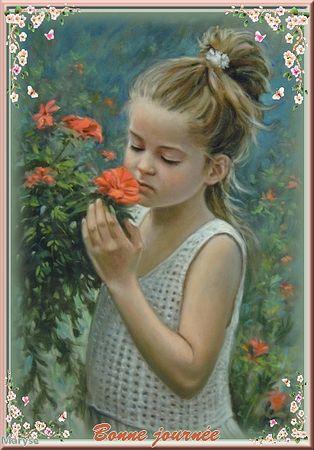 Bonne_journee__la_fillette_et_les_roses_