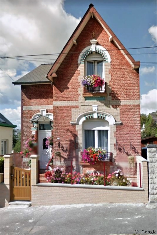 FOURMIES - Rue Edouard Flament