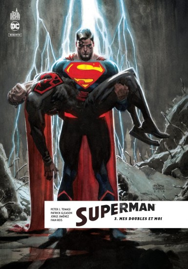 superman rebirth 03 mes doubles et moi