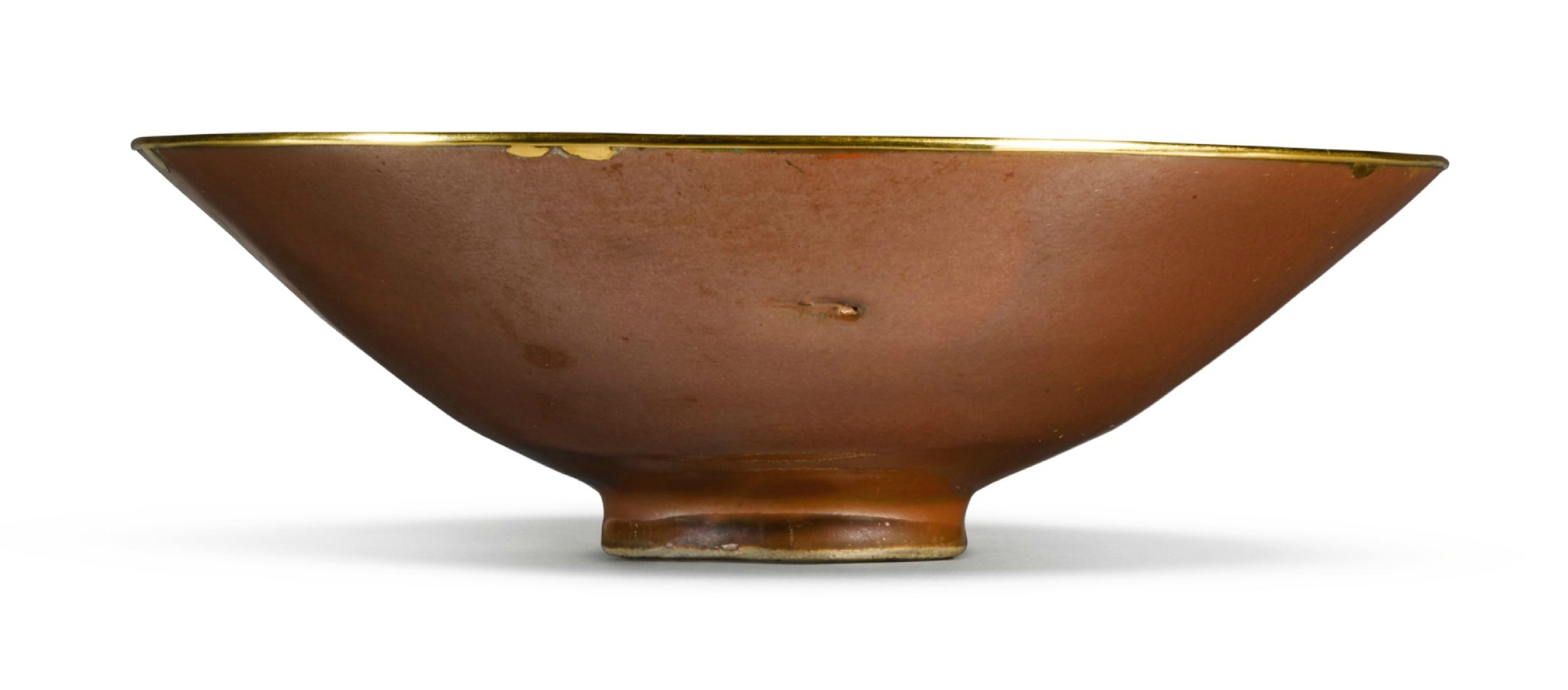 A persimmon-glazed bowl, Northern Song dynasty (960–1127)