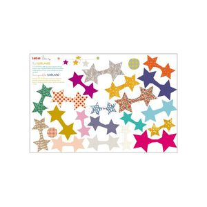 guirlandes étoiles