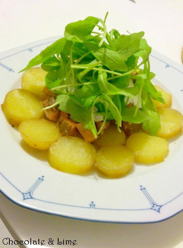 Salade_saumon_roquette_crème4