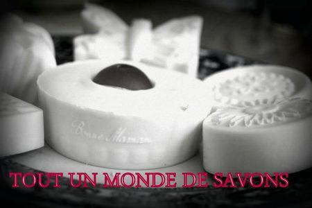 savons blanc chamallow 1