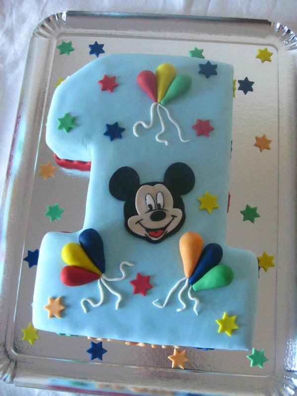 20161211 gâteau Mickey chiffre 1 (29)