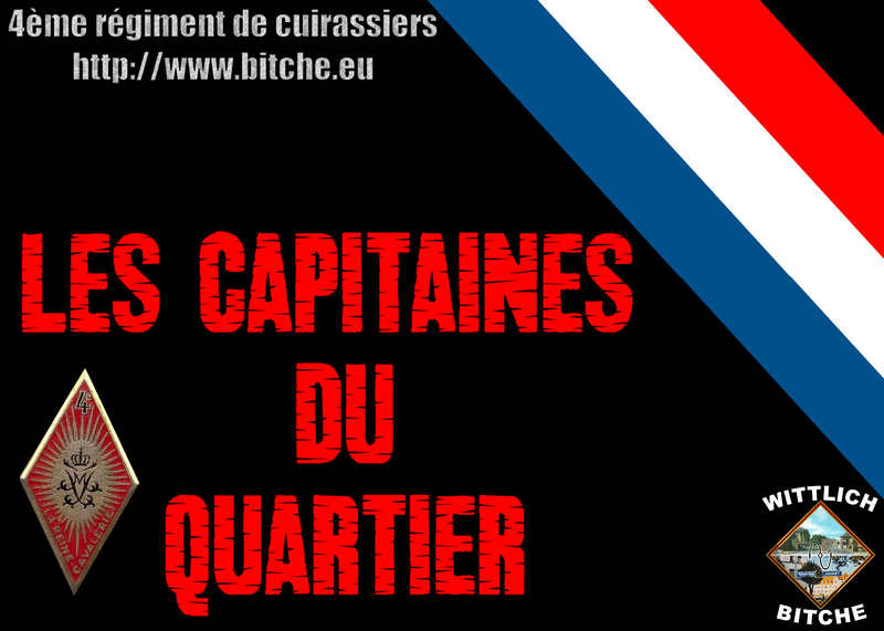 - LES CAPITAINES DU QUARTIER