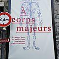 A corps majeurs montbéliard doubs musée