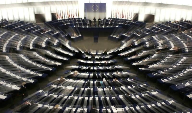 Parlement europeen flouté Strasbourg