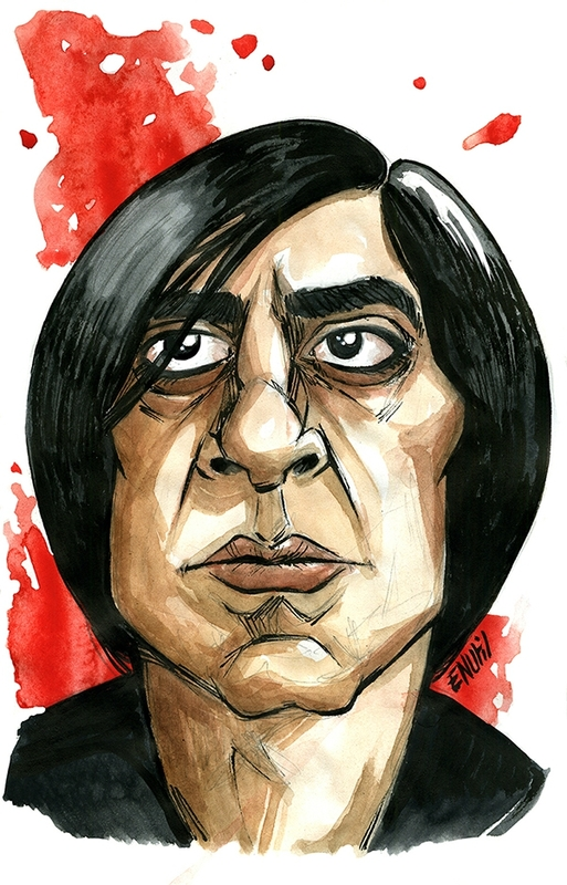No COUNTRY FOR OLD MAN - Javier BARDEM