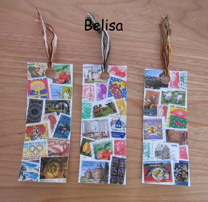 marque pages belisa