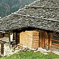 Chalet traditionnel des aravis