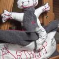 Le doudou d'Arthur