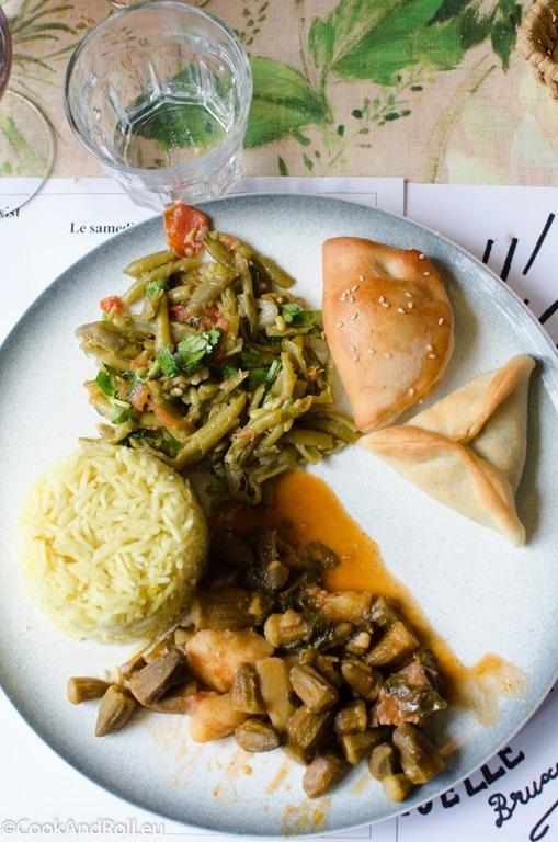 Weexist Cuisine Syrienne Cook N Roll