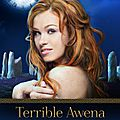 La saga des enfants des dieux, tome 1 : terrible awena - linda saint jalmes