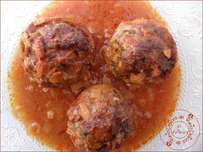 artichauts farcis à la tunisienne 2