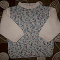 PULL TAILLE 2 ANS