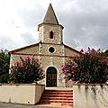 L'église d'escorneboeuf