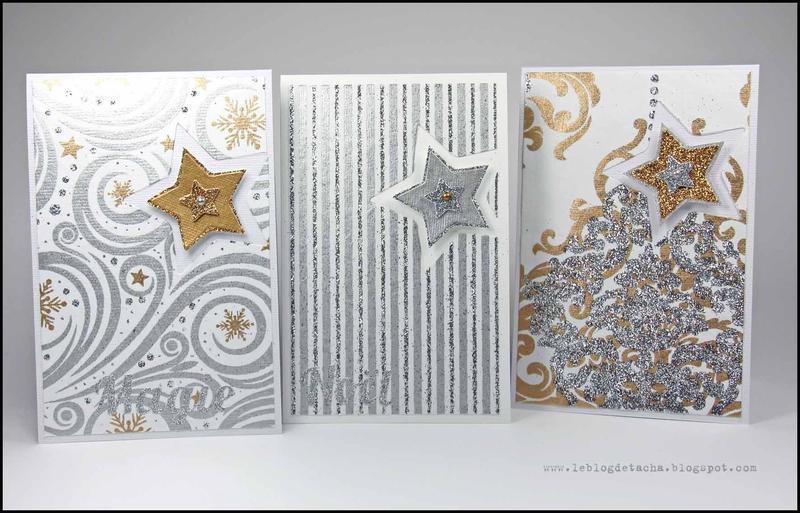 cartes étoiles L'or de Bombay- DT Tacha 1p