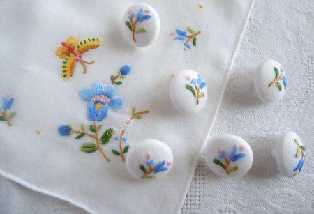 Boutons fleurettes