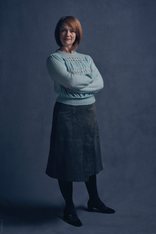 Harry Potter and the Cursed Child_Poppy Miller as Ginny Potter