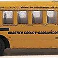 Quartier drouot - bus toujours...