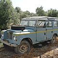 Land rover 109 série iii station wagon