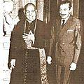 Cardinal bergoglio devenu pape françois! et si il avait été nommé pape pour échapper au tribunal?