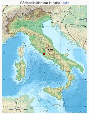 ROME - CARTE