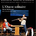 L'ouest solitaire - Martin McDonagh