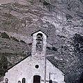 Notre commune autrefois:chapelle des roranches
