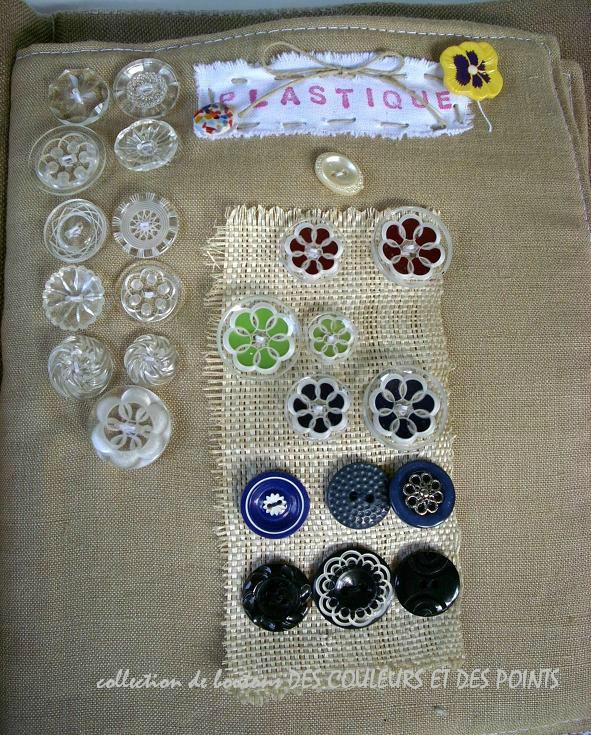 11 boutons plastique page 7