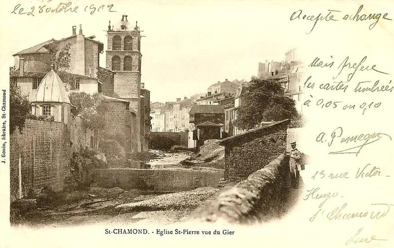 église St-Pierre vue du Gier (2)